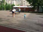 Настольный теннис Сад им. Баумана